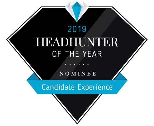 Headhunter of the Year 2019 - Candidate Experience