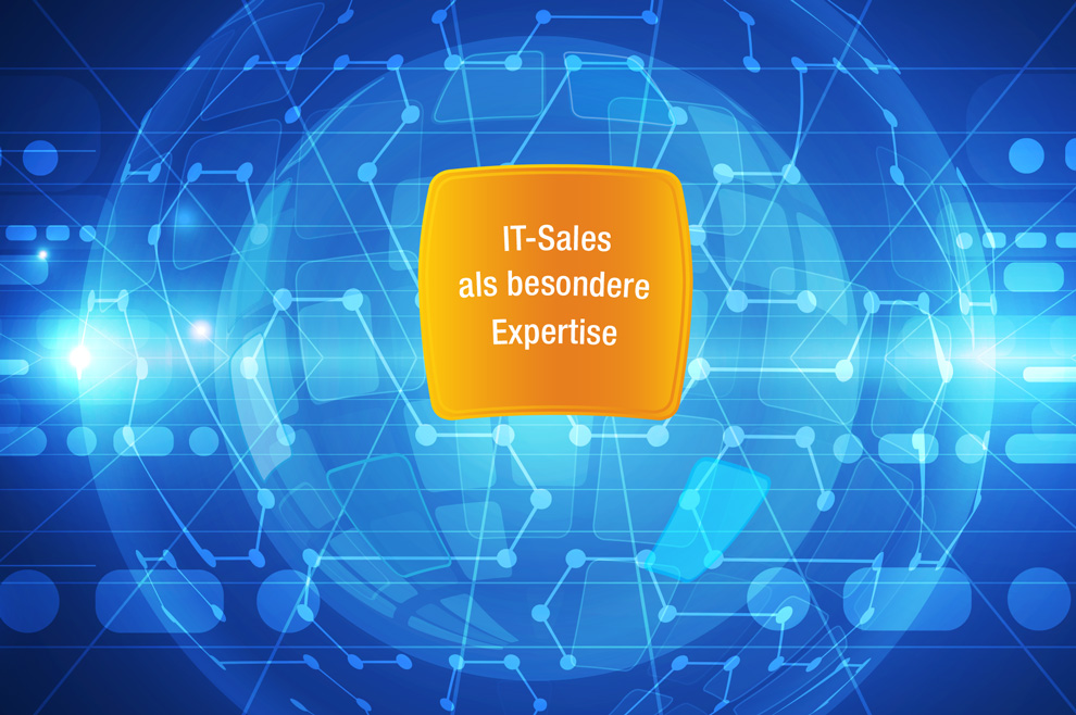 Expertise IT-Sales