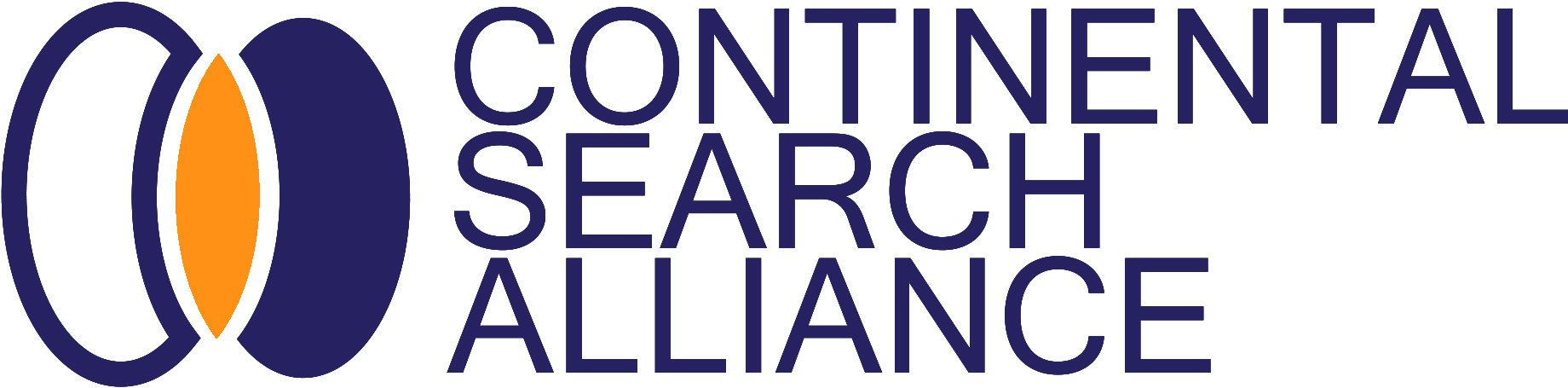 Logo Continental Search Alliance (CSA)